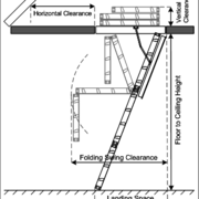 Measuring up for your loft ladder