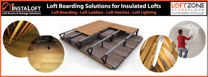 Loft Boarding Loft Flooring Stafford