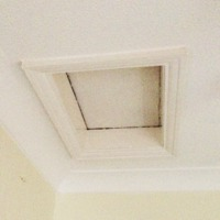 Small Loft Hatch needs Enlarging