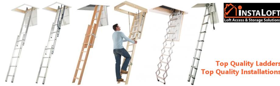 Loft Ladders Telford Walsall Cannock Wolveehampton Dudley Birmingham